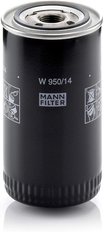Original Mann Filter Ölfilter W 950 14 Für Pkw Auto