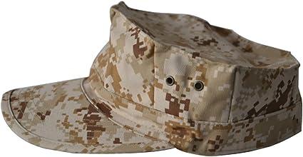 Men/'s Hunting Hat Tactical Digital Camo Sun Cap Military Style Desert Camouflage
