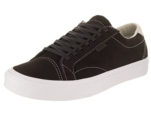5eb2655c4e Vans Unisex Court (Suede) Licorice True White Skate Shoe 8.5 Men US   10  Women US  Amazon.co.uk  Shoes   Bags