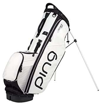 PING 4 SERIES CART GOLF BAG WOMENS 2016 - WHITE - TOUR EDITION by Ping   Amazon.co.uk  Sports   Outdoors ab9f3c7ffac78
