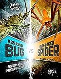 Assassin Bug vs. Ogre-Faced Spider: When Cunning Hunters Collide (Bug Wars)
