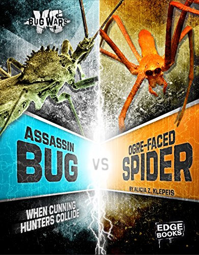 Assassin Bug (Assassin Bug vs. Ogre-Faced Spider: When Cunning Hunters Collide (Bug Wars))