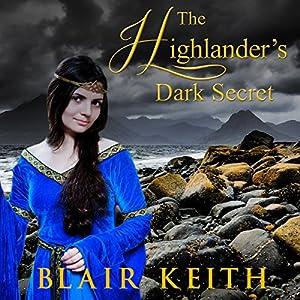 The Highlander's Dark Secret Audiobook