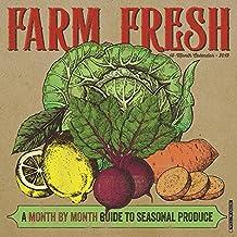 Farm Fresh 2019 Wall Calendar