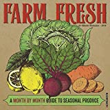 Farm Fresh 2019 Wall Calendar
