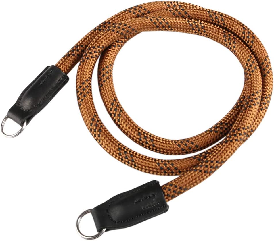 CAM-IN Outdoor Series High Strength Climbing Rope Camera Straps Suitable for Round Hole Interface Cameras 95cm // 37.4in.