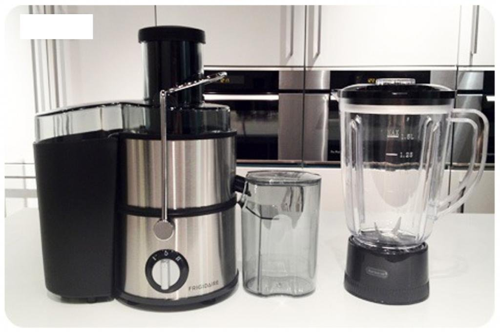 Frigidaire FD5181 Juice Extractor/Blender 220-240 volts (Not for USA)