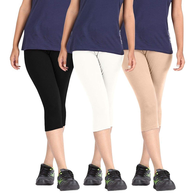 knee length shorts girls