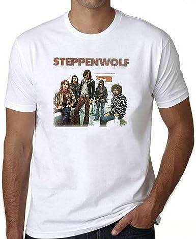 Steppenwolf Band Mens T-Shirt Men Steppenwolf Shirt