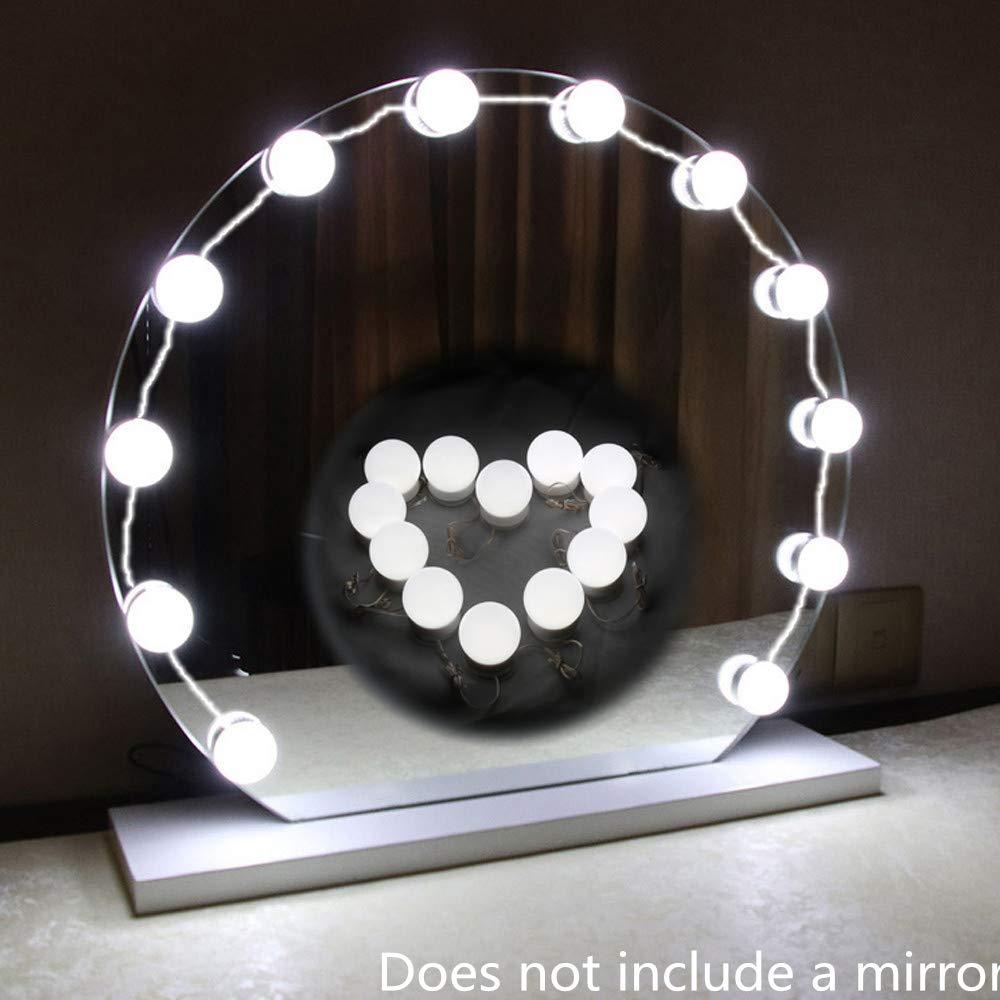 Commoda Hollywood Style DIY LED Vanity Mirror