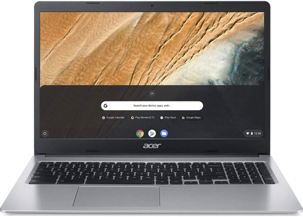 "Acer Chromebook 315 15.6"" Intel Celeron N4000 1.1GHz 4GB Ram 32GB Flash ChromeOS (Renewed)"
