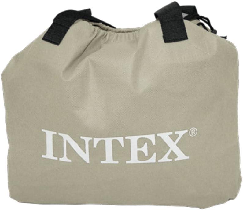 Amazon.com: Intex dura-beam Comfort Air cama tamaño ...