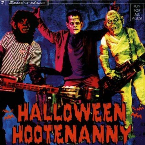 Halloween Hootenanny by Various (1998-10-13)