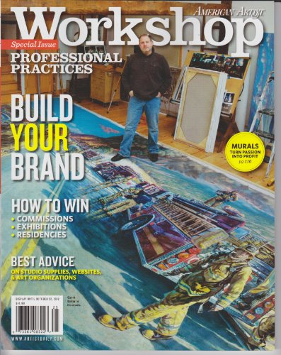 American Artist Workshop Magazine (2012 Special Issue)