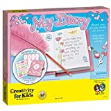 Creativity for Kids My Diary - Diary with Lock for Kids