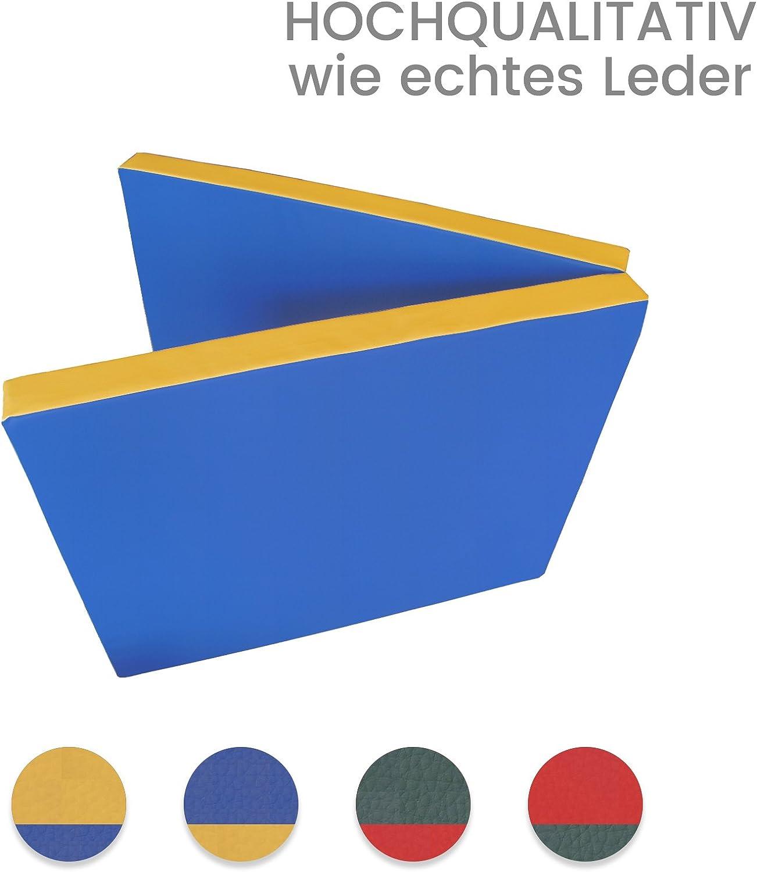 NiroSport Weichbodenmatte 200 x 80 x 8 cm klappbar bei amazon kaufen