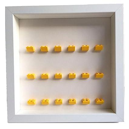 Vitrina Lego Minifiguras Foto Marco Para Lego Película Mini Figuras