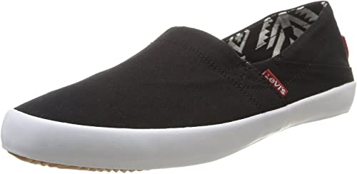 Canvas Mens Slip Ons Shoes