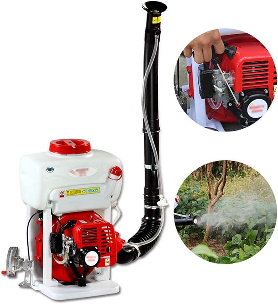 ASDFGHT Pulverizador De Motor De Gasolina De 14 litros Pulverizador De Mochila De 2 Tiempos / 43cc / para Campos De Cultivo/Jardín/Huertos (Size : 14 Liters)