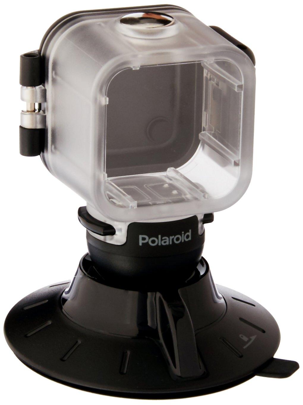 Polaroid Cube/キューブデジタルビデオアクションカメラ専用 Polaroid 吸盤マウントカップ 防水性カメラケース付属 B00O7TH7JW, 柳井のごまとうふ:115359e8 --- integralved.hu
