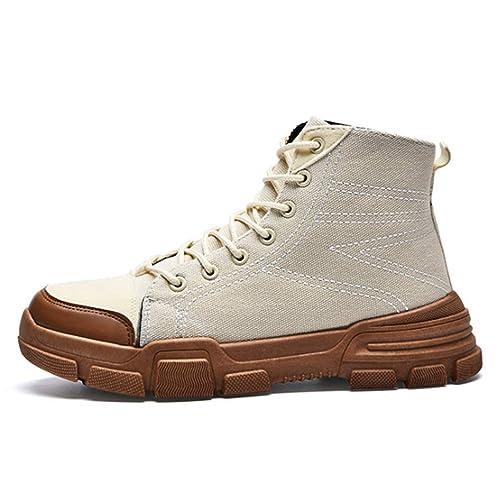 Invierno Zapatos Hombres Felpa CáLida Patina Botas Moda Al Aire Libre En La  Nieve Correr Senderismo Calzado para Hombres  Amazon.es  Zapatos y  complementos b8daf805d00
