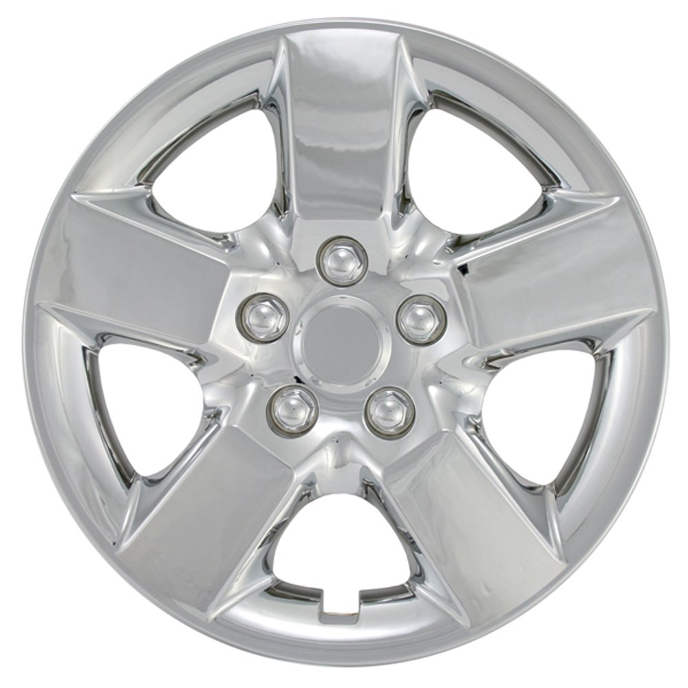 Hub-caps for 08-13 Nissan Rogue /(Pack of 4/) Wheel Covers 16 inch Snap On ...