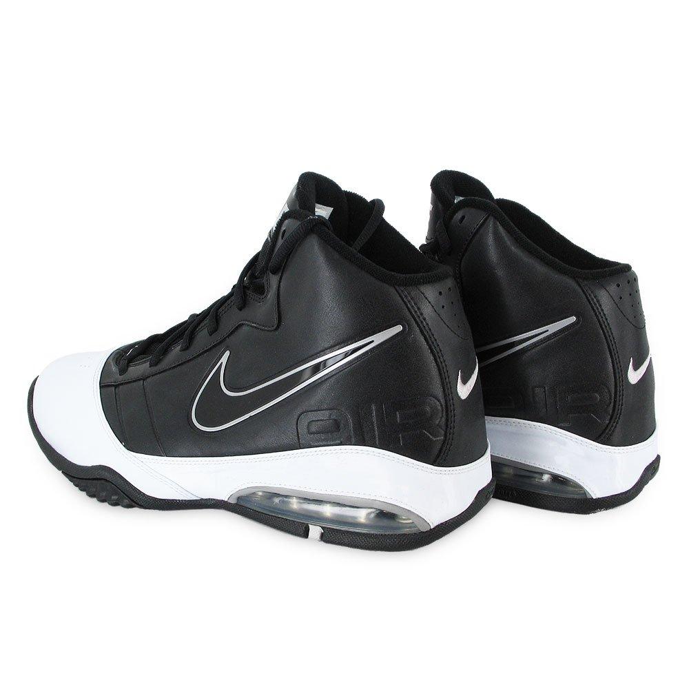 check out b7c12 c357c ... Nike Air Max Turnaround 386237-005 (Black Black-White-Mtllc Silver) ...