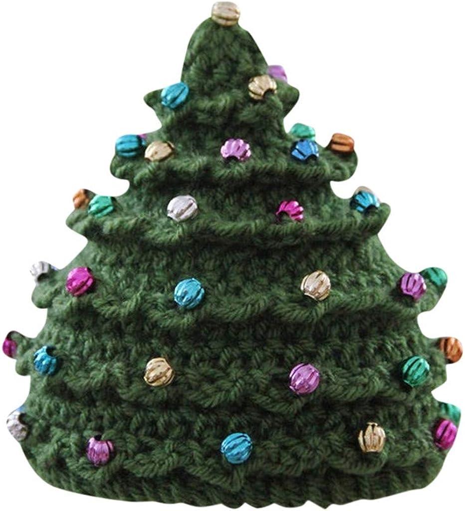 OTTATAT Christmas Tree Hat...