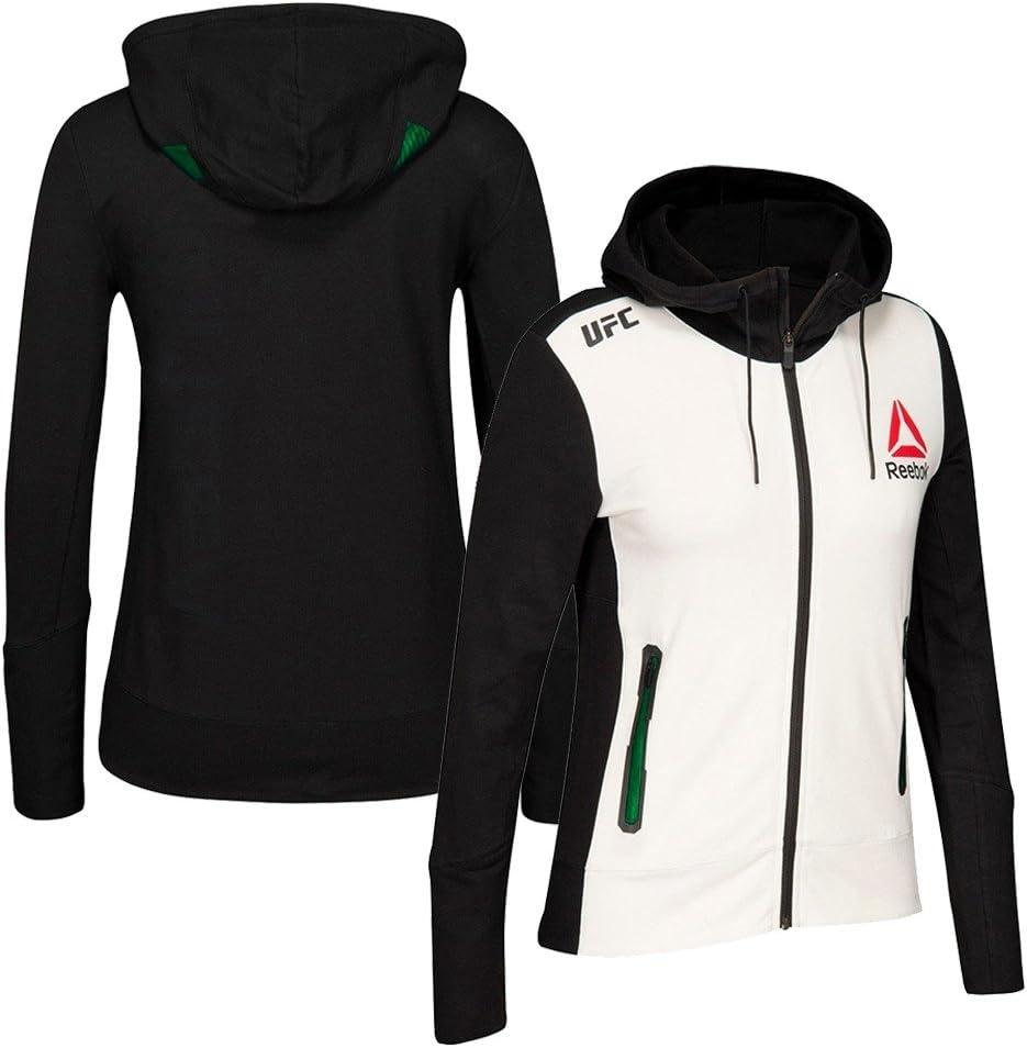 adidas Reebok Official UFC Fight Kit (WhiteBlackGreen
