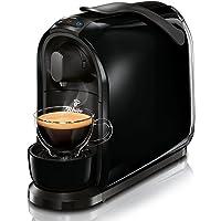 Tchibo Cafissimo Pure Kapsül Makinesi (Kahve, Espresso, Caffé Crema ve Çay için) Siyah