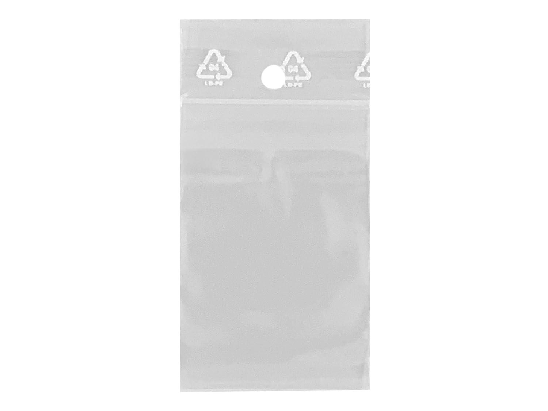 50 microns Lot 100 sachets /à fermeture zip format 40 x 60 mm 4 x 6 cm aux normes europ/éennes de production plastique pr/él/èvement pochettes qualit/é alimentaire