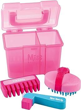 TOP MODEL Miss Melody set goma de borrar en caja de limpieza ...