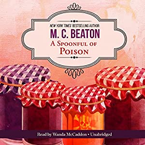 A Spoonful of Poison Audiobook