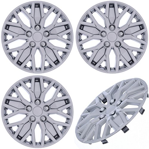 universal 15 inch hubcaps - 8