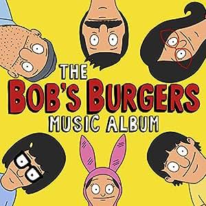 "The Bob's Burgers Music Album (3 LP + 7"", Includes Download Card)"
