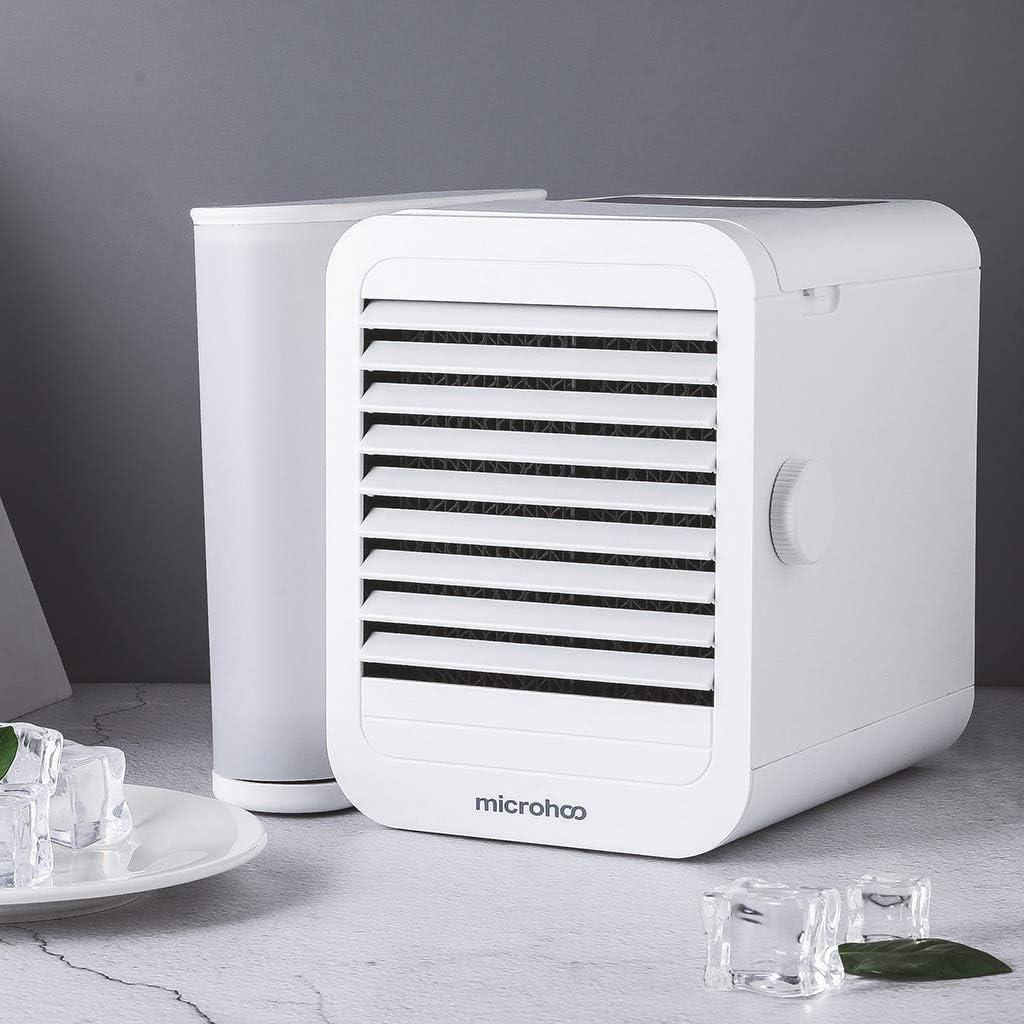 Watopi - Aire acondicionado portátil, mini climatizador de ahorro ...