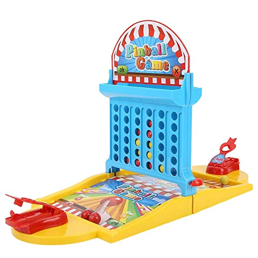 Fishlor Juego de Pinball, Juego de Pinball para niños Juguete ...