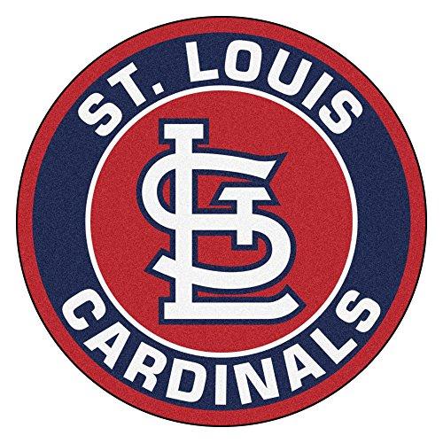 Carpet Mlb Cardinals Louis (Fanmats 18151 MLB St Louis Cardinals Roundel Mat)
