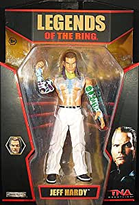 TNA Wrestling Legends of the Ring Jeff Hardy