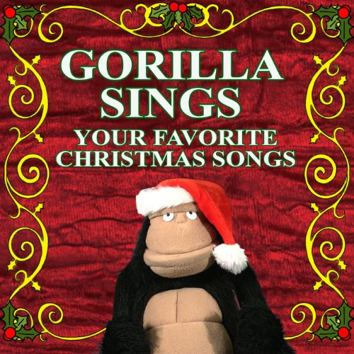 gorilla sings your favorite christmas songs by glove and boots on
