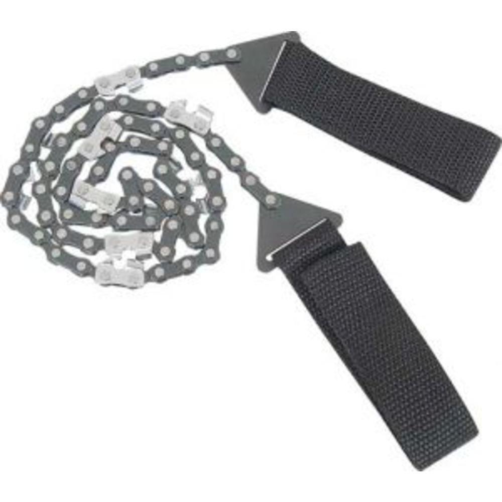 NduR Survival Chain Saw, Black