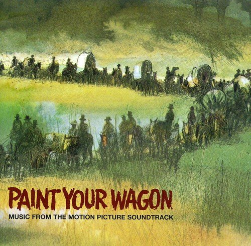 Paint Your Wagon (Lee Marvin Clint Eastwood Paint Your Wagon)