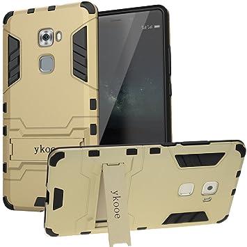 ykooe Huawei Mate S Móvil, Mate 7S móvil, (TPU Series) Dual ...