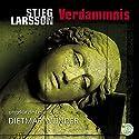 Verdammnis (Millennium 2) Audiobook by Stieg Larsson Narrated by Dietmar Wunder