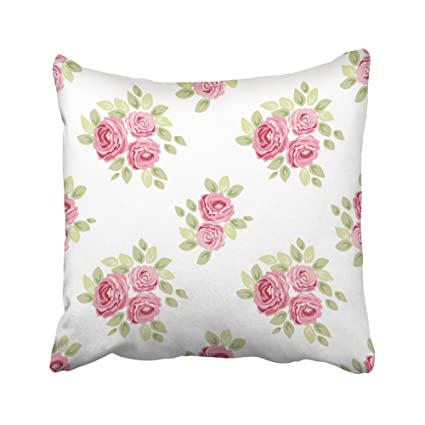 Case Shabby Chic Country.Amazon Com Emvency Decorative Throw Pillow Covers Cases
