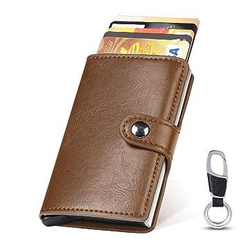 flintronic® Tarjeteros para Tarjetas de Crédito Automática ...
