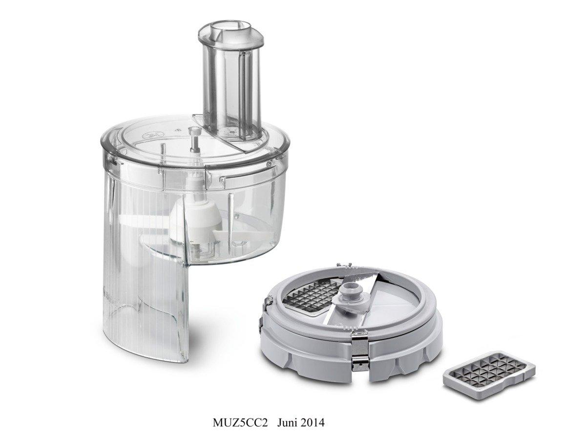 Amazon.de: Bosch MUZ5CC2 Würfelschneider (passend für Bosch ...