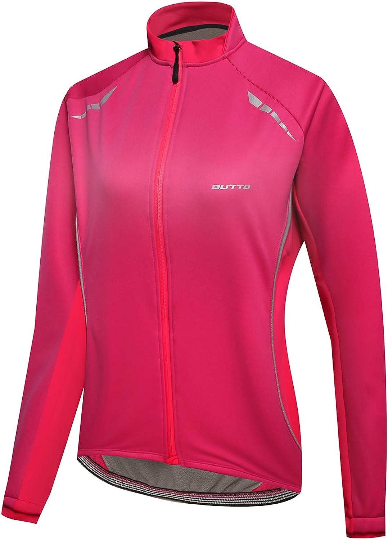 Windproof Waterproof Cycling Jacket Night Riding Running Long Sleeve Jersey