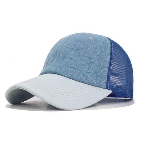 TDPYT Gorra De Béisbol para Mujer Sombreros para Hombres Gorras ...