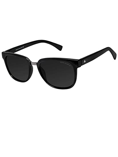 87bfbfcc021 Image Unavailable. Image not available for. Colour  David Blake Wayfarer  Gradient Polarized UV Protected Unisex Sunglasses ...